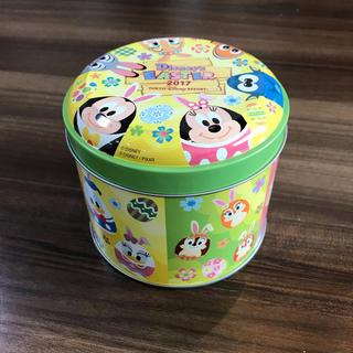 ディズニー(Disney)のお菓子の缶② ディズニーイースター(小物入れ)