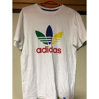 アディダス(adidas)の本日限定値下げ中 adidas 半袖 白(Tシャツ(半袖/袖なし))