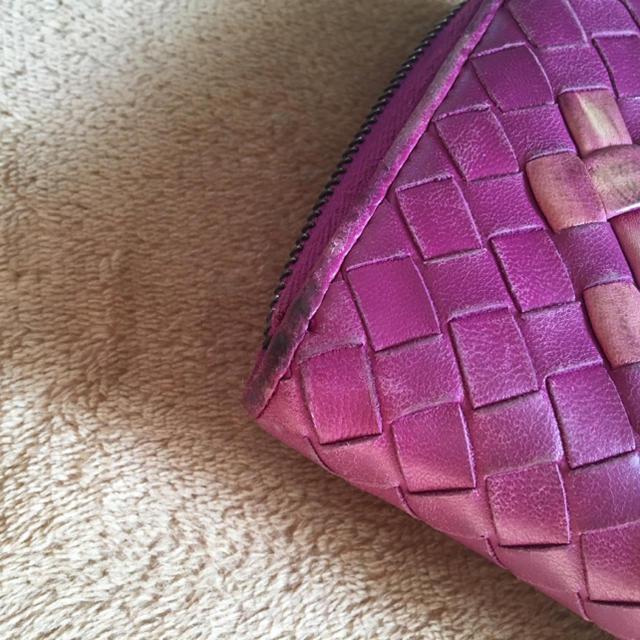 Bottega Veneta(ボッテガヴェネタ)のBOTTEGA VENETA ボッテガ・ヴェネタ 長財布 レディースのファッション小物(財布)の商品写真