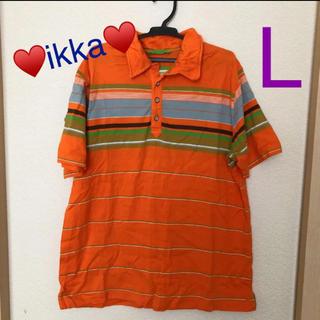 イッカ(ikka)の【激カワ♥️ikka】シャツ(ポロシャツ)