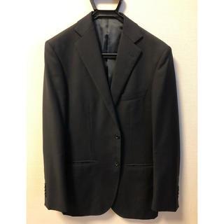 スーツジャケット サイズA7黒 Lanificio T.G.di Fabio(スーツジャケット)
