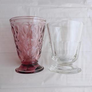 サラグレース(Sarah Grace)のLaRochere リオネゴブレット パープル、Perigordタンブラークリア(グラス/カップ)