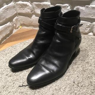 サンローラン(Saint Laurent)の国内正規品 サンローランパリ ブーツ (ブーツ)