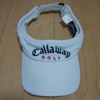 キャロウェイゴルフ(Callaway Golf)のキャロウェイ サンバイザー ゴルフ(その他)