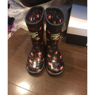 オシュコシュ(OshKosh)の未使用オシュコシュレインブーツ 長靴 16(長靴/レインシューズ)