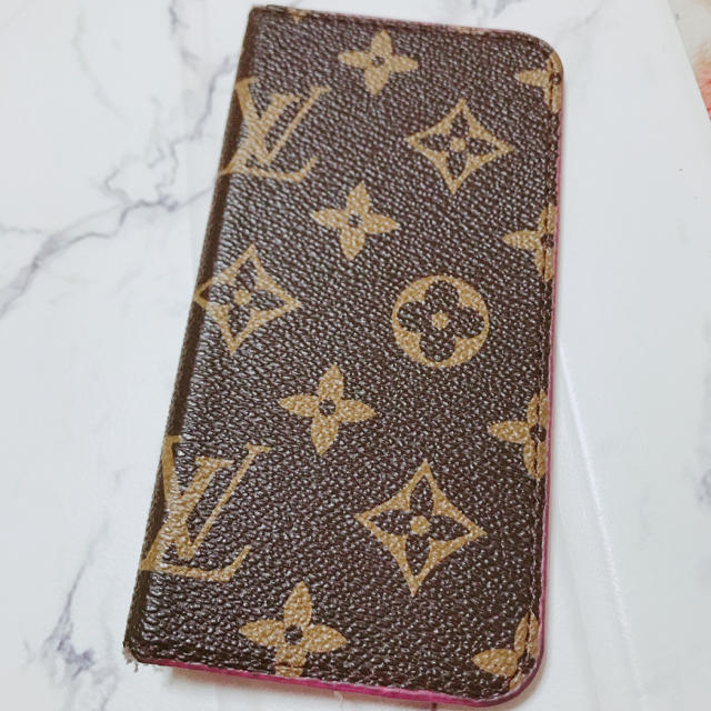 LOUIS VUITTON - iPhone7 カバー ケース 処分品の通販 by ★🌟★|ルイヴィトンならラクマ