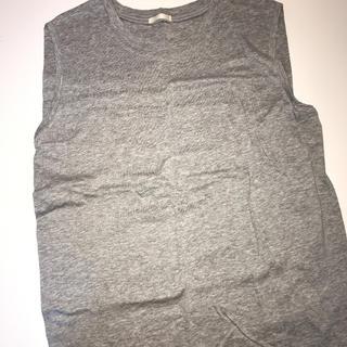 ジーユー(GU)のノースリーブ レディース(カットソー(半袖/袖なし))