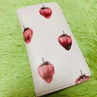 ジェラートピケ(gelato pique)のジェラートピケ iPhoneX/Xsケース(iPhoneケース)