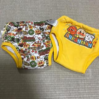 バンダイ(BANDAI)のトイレトレーニング アンパンマン   80 バンダイ(トレーニングパンツ)