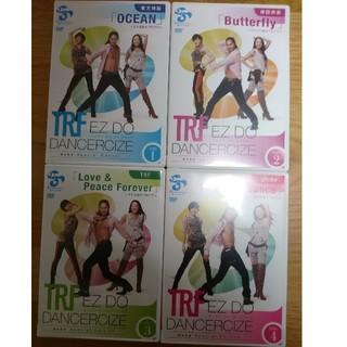 TRF♪EZ DO DANCERCIZE Special Edition♪4枚(スポーツ/フィットネス)