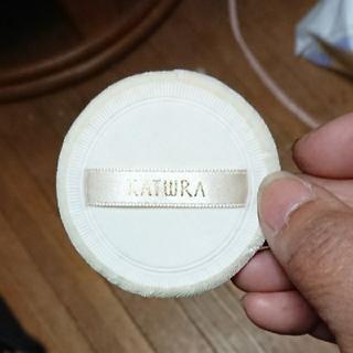 カツウラケショウヒン(KATWRA(カツウラ化粧品))のKATWRA   プレストパウダー用 パフ(その他)