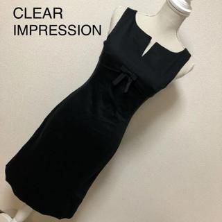 クリアインプレッション(CLEAR IMPRESSION)のクリアインプレッション◇ワンピース(ひざ丈ワンピース)