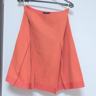 クローラ(CROLLA)のクローラ プリーツスカート 新品(ひざ丈スカート)
