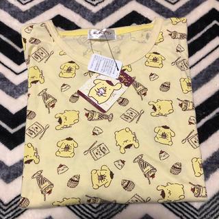 ポムポムプリン(ポムポムプリン)のポムポムプリンTシャツ(Tシャツ(半袖/袖なし))