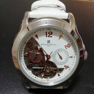 サルバトーレマーラ(Salvatore Marra)のサルバトーレマーラ 回転式自動巻き(腕時計(アナログ))