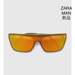 ザラ(ZARA)のZARA MAN ミラースクリーン サングラス(サングラス/メガネ)