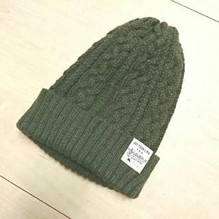 バースデイ ニット帽(帽子)
