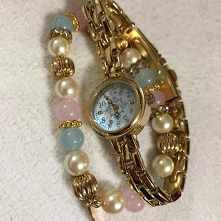 シチズン(CITIZEN)の腕時計2点セット♡腕時計♡ブレスレット♡未使用品♡(腕時計)