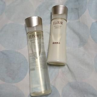 ELIXIR - 新品未使用☆エリクシールシュペリエル化粧水&乳液とてもしっとりセット♪
