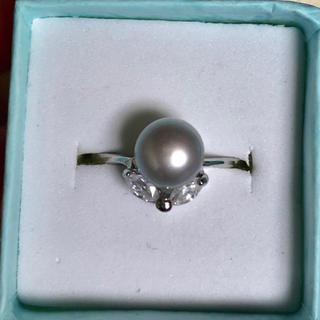 リング 14.5号 指輪 淡水パール 本真珠 アクセサリー 小物 レディース(リング(指輪))