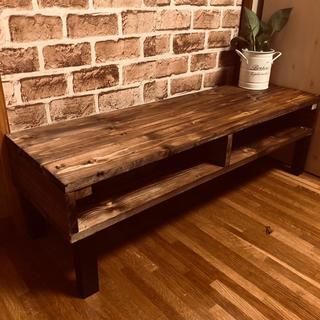 シンプル 木目調シンプルセンターテーブル