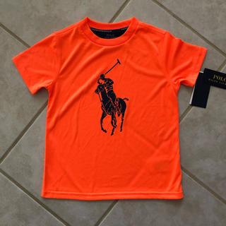 Ralph Lauren - ラルフローレン スポーツTシャツ 115 オレンジ