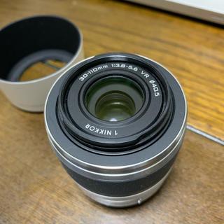ニコン(Nikon)のnikon  J4 望遠レンズ(ミラーレス一眼)