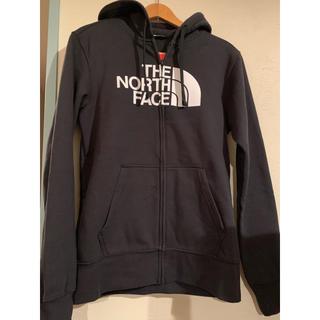 THE NORTH FACE - ザ ノースフェイス ジップアップパーカー 黒 新品タグ付 <送料無料>