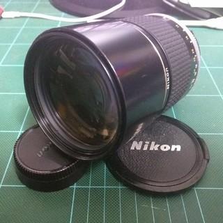 ニコン(Nikon)のai nikkor ed 180mm f2.8s fマウント 単焦点(レンズ(単焦点))
