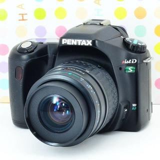 ペンタックス(PENTAX)の✨かんたん一眼レフ✨Wi-FiもOK✨ペンタックス PENTAX ist DS(デジタル一眼)