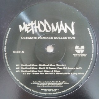 METHOD MAN / REDMAN(ヒップホップ/ラップ)