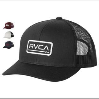 RVCA - 新品rvca Safari掲載ルーカメッシュキャップ