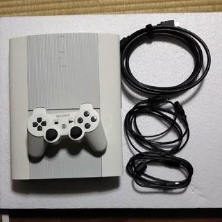 プレイステーション3(PlayStation3)のPlayStation 3 250GB CECH-4000B LW ソフト追加可(家庭用ゲーム本体)
