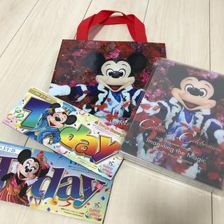 Disney - イマジニングザマジック 写真集+両パークTODAY付