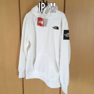 THE NORTH FACE - THE NORTH FACE /SQUARE LOGO PAKA/JP/M未試着