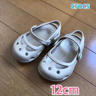 クロックス(crocs)の美品 ★ crocs ★ shayna / クロックス シャイナ / サンダル(サンダル)