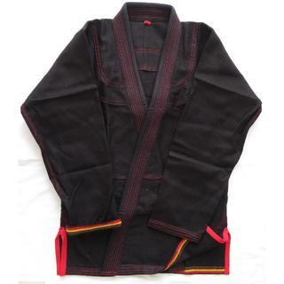☆BJJ柔術  新品柔術衣 柔術着 A1 黒(格闘技/プロレス)