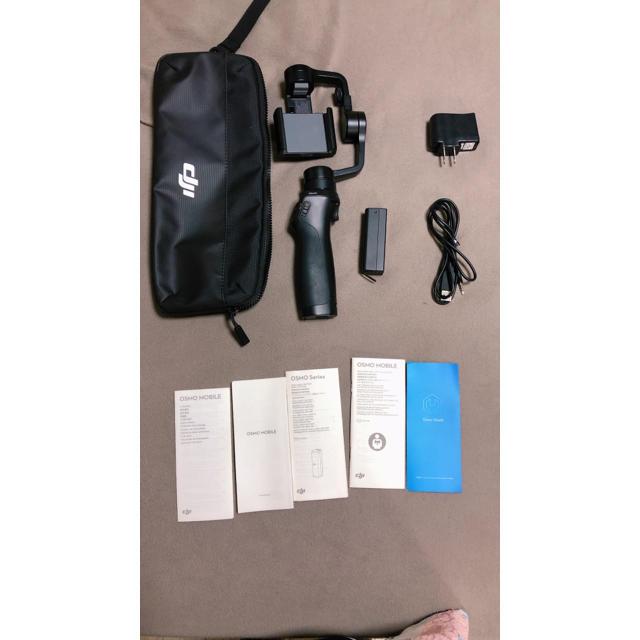 DJI osmo Mobile  スマホ/家電/カメラのカメラ(ビデオカメラ)の商品写真