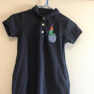 グラニフ(Design Tshirts Store graniph)のはらぺこあおむし グラニフ ワンピース 100(Tシャツ/カットソー)