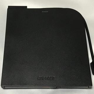 バッファロー(Buffalo)のBUFFALO USB3.0 ブルーレイドライブ  BRXL-PT6U3-BK(PC周辺機器)