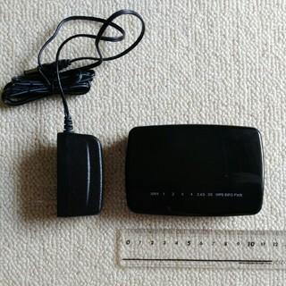 エレコム(ELECOM)のELECOM無線ルーター(PC周辺機器)