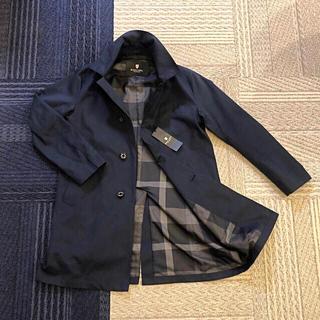 ブラックレーベルクレストブリッジ(BLACK LABEL CRESTBRIDGE)のスプリングコート BLACK LABEL CRESTBRIDGE(ステンカラーコート)