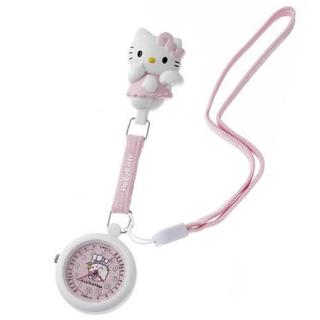 シチズン(CITIZEN)のハローキティ ナースウォッチ 新品 ピンク シチズン(腕時計)