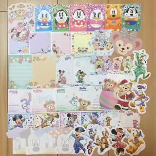 ディズニー(Disney)のディズニーバラメモ(ノート/メモ帳/ふせん)
