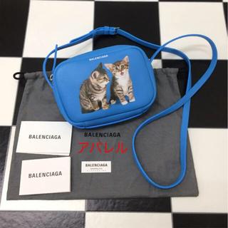 バレンシアガバッグ(BALENCIAGA BAG)の新品 BALENCIAGA バレンシアガ エブリデイ カメラバッグ キティ XS(ショルダーバッグ)