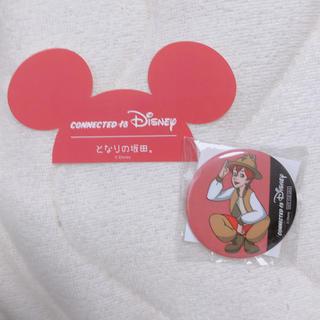 ディズニー(Disney)のとなりの坂田 ステッカー 缶バッジ(ミュージシャン)