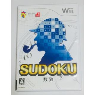 ウィー(Wii)の wii 数独(家庭用ゲームソフト)