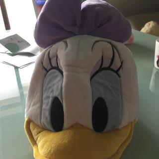 ディズニー(Disney)のディズニー 💓ミニーちゃん帽子(ニット帽/ビーニー)