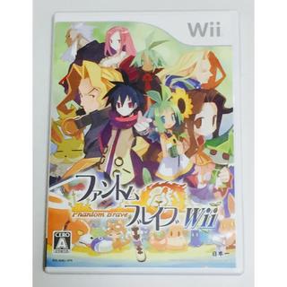 ウィー(Wii)のwii ファントム・ブレイブ Wii(家庭用ゲームソフト)