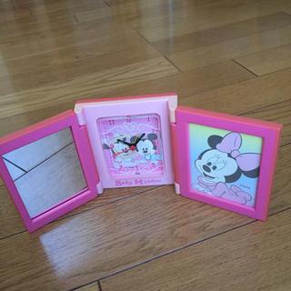 ディズニー(Disney)のBaby Minnie  置き時計(置時計)